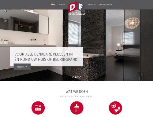 DF Klus- en Montage website