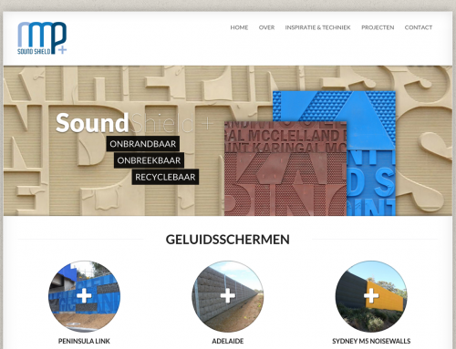 RMP Sound Shield | Website