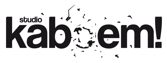Studio Kaboem! Logo