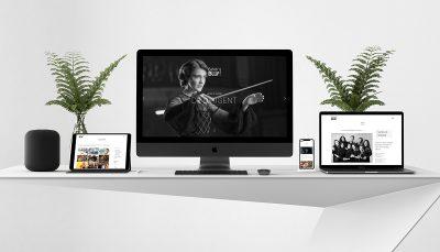 Geen Bluf website Studio Kaboem