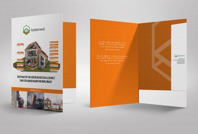 Isoleerwel presentatiemap Studio Kaboem