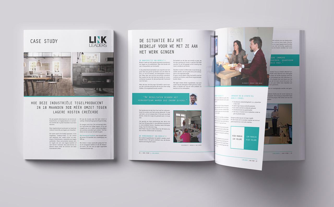 LinkLeaders Case study Studio Kaboem