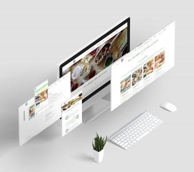 Meiden met Smaak website webshop logo huisstijl Studio Kaboem