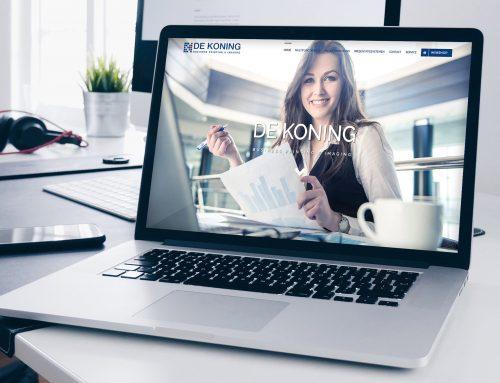 Website De Koning BPI