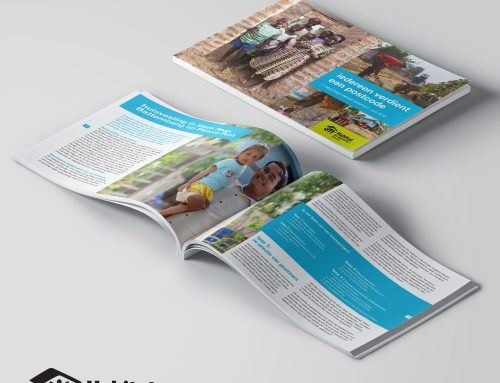 Habitat for Humanity Nederland magazine