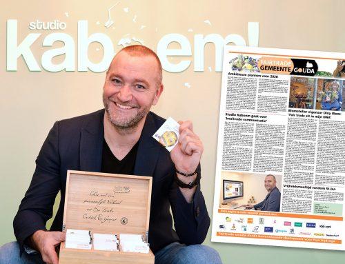 Studio Kaboem vanaf nu ook Fairtrade!