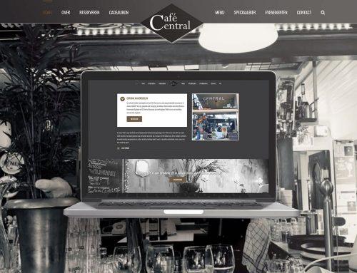 Website Grand Café Central