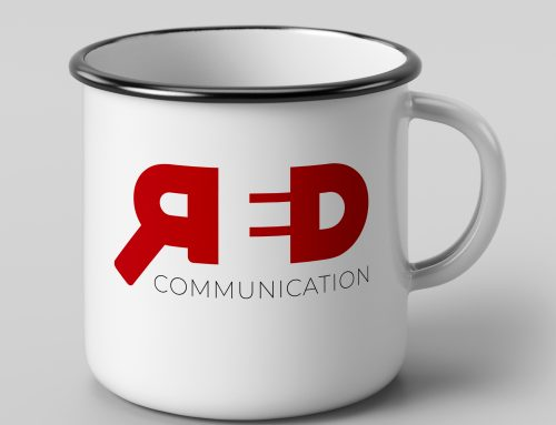 Logo & huisstijl | Annelies van de Dool (RED Communication)